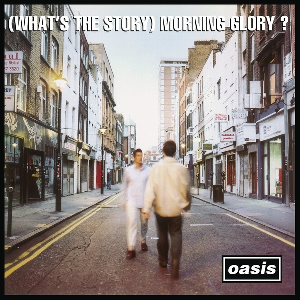 (What's The Story) Morning Glory? (Remastered) [Deluxe ver.] 앨범